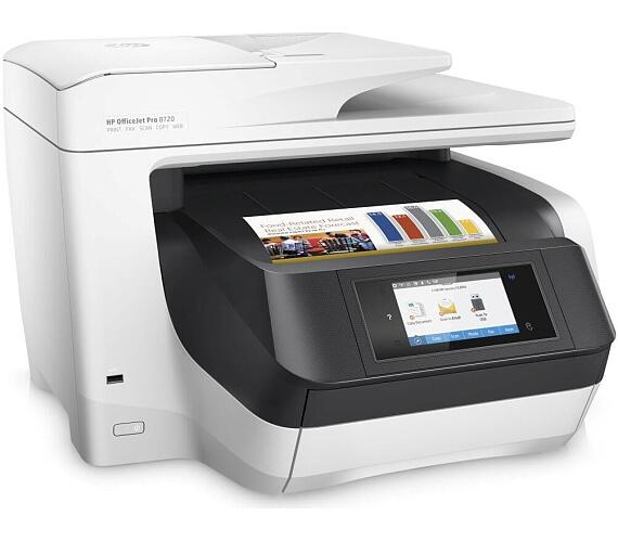 HP All-in-One Officejet Pro 8730 (A4 + DOPRAVA ZDARMA
