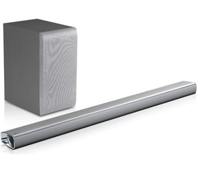 LG SJ5 Soundbar s bezdrátovým subwooferem