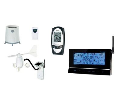 Meteostanice s připojením k počítači GARNI 857 GARNI 857 Garni technology + DOPRAVA ZDARMA