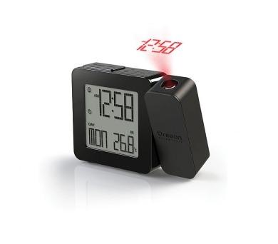 Digitální budík s projekcí času RM338PBK PROJI Oregon Scientific