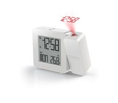 Digitální budík s projekcí času RM338PW PROJI Oregon Scientific