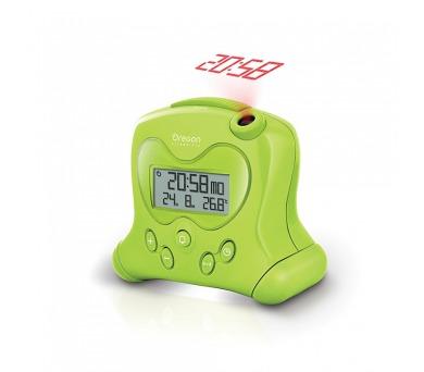 Digitální budík s projekcí času RM313PGR Oregon Scientific
