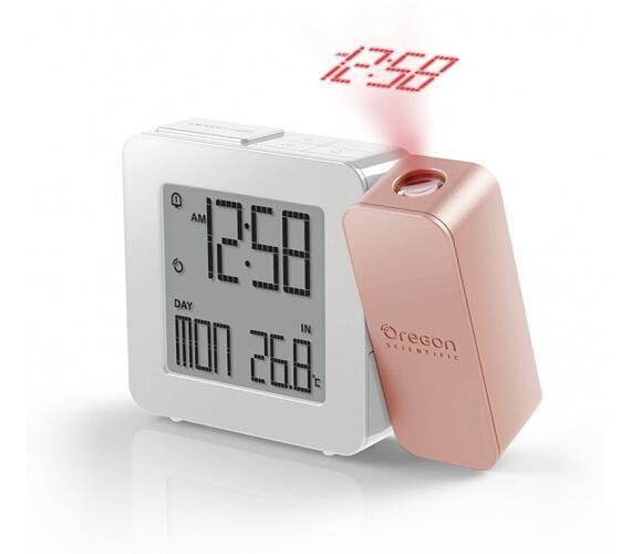 Digitální budík s projekcí času RM338PRG PROJI Oregon Scientific