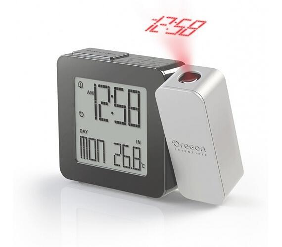 Digitální budík s projekcí času RM338PS PROJI Oregon Scientific