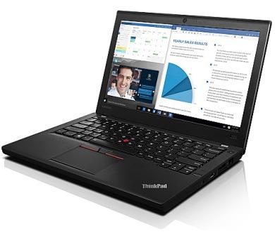 """Lenovo ThinkPad X260 i5-6200U/8GB/256GB SSD/HD Graphics 520/12,5""""FHD IPS/W10PRO/Black"""