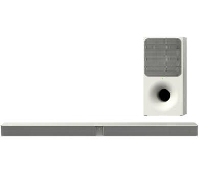 SONY HT-CT291 2.1k zvukový projektor s technologií Bluetooth® - 300W - White (HTCT291.CEL)