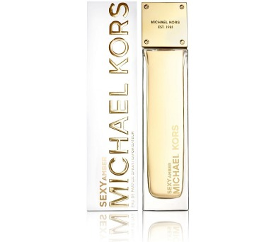 Parfémovaná voda Michael Kors Sexy Amber