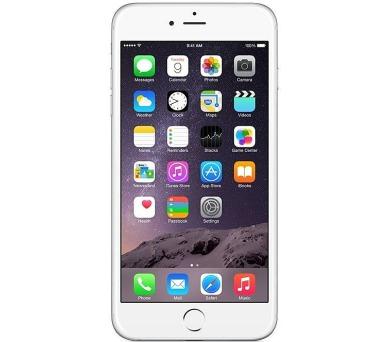 Apple iPhone 6 Plus 128GB - stříbrný