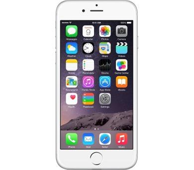 Apple iPhone 6 128GB - stříbrný