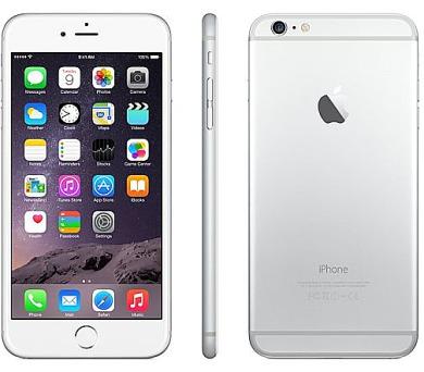 Apple iPhone 6 Plus 16GB - stříbrný