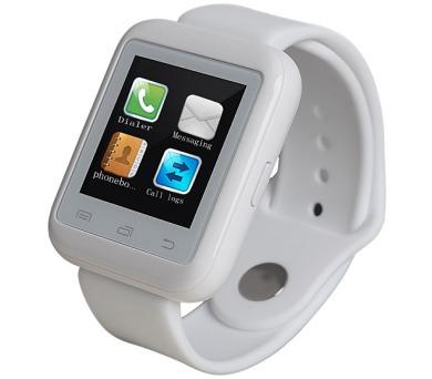 Smart hodinky Handy White