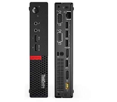 ThinkCentre M710q i5-7400T/8GB/256GB SSD/TINY/Win10PRO (10MR004QMC)