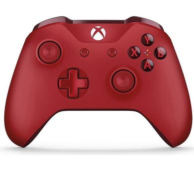 XBOX ONE - Bezdrátový ovladač Xbox One S vojenská zelená/oranžová [Creston] + DOPRAVA ZDARMA