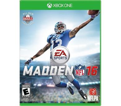 XONE - Madden NFL 16 + DOPRAVA ZDARMA