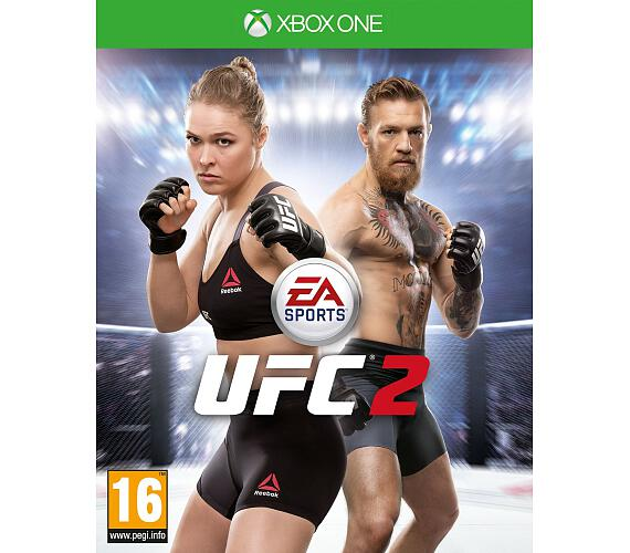 XONE - UFC 2 + DOPRAVA ZDARMA