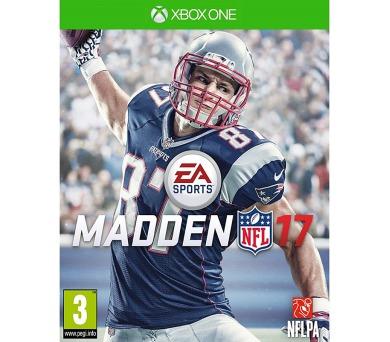 XONE - MADDEN NFL 17 + DOPRAVA ZDARMA