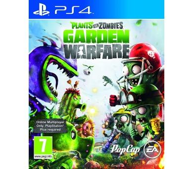 PS4 - Plants vs. Zombies: Garden Warfare