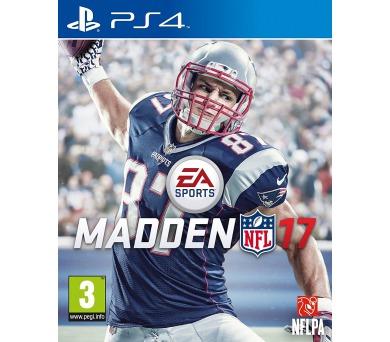 PS4 - MADDEN NFL 17 + DOPRAVA ZDARMA