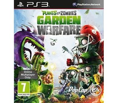 PS3 - Plants vs. Zombies: Garden Warfare