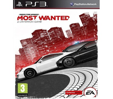 PS3 - Need for Speed Most Wanted (2012) Essentials + DOPRAVA ZDARMA
