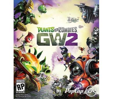 PC CD - PLANTS VS. ZOMBIES: GARDEN WARFARE 2
