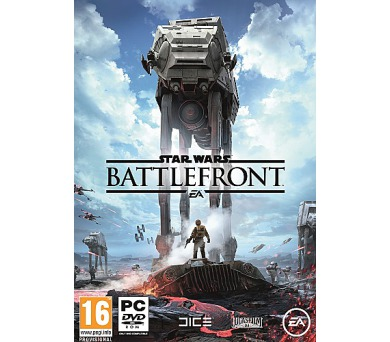 PC CD - Star Wars Battlefront