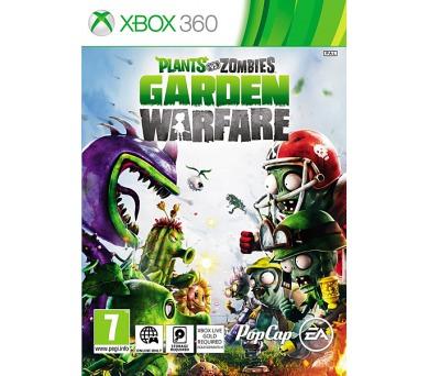 X360 - Plants vs. Zombies: Garden Warfare