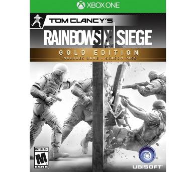 XONE -Tom Clancy's Rainbow Six: Siege Gold Edition + DOPRAVA ZDARMA
