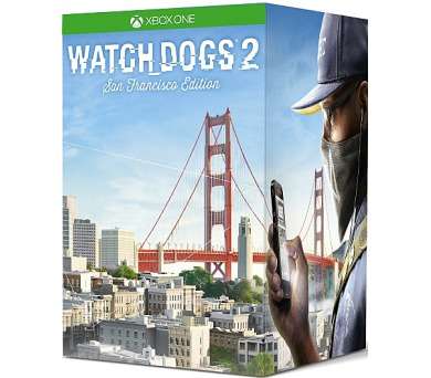 XONE - Watch_Dogs 2 San Francisco Ed. + DOPRAVA ZDARMA
