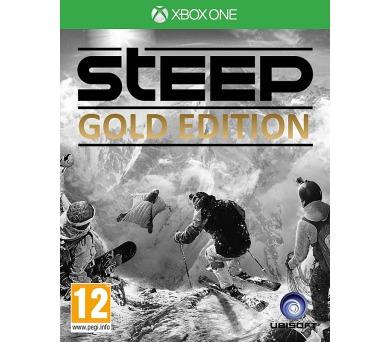 XONE - Steep Gold Edition + DOPRAVA ZDARMA