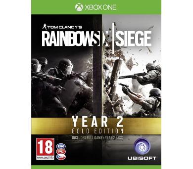 XONE -Tom Clancy's Rainbow Six: Siege Gold Seas. 2