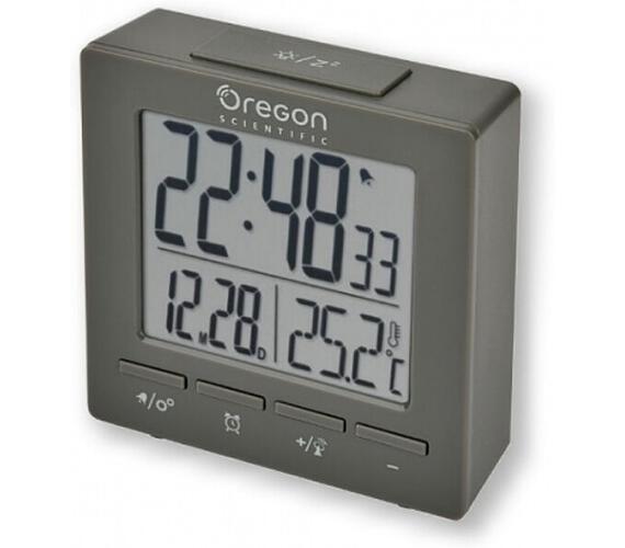 Digitální budík s teploměrem RM511G Oregon Scientific