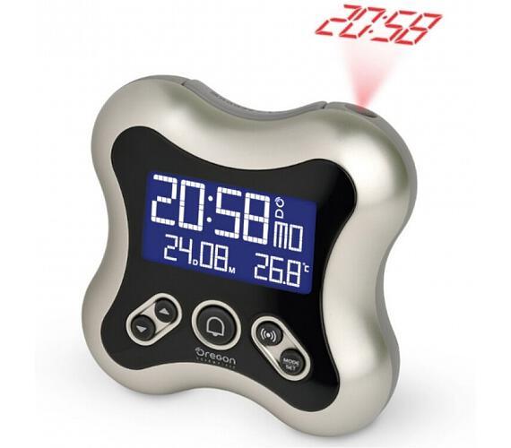 Digitální budík s projekcí času RM331PT Oregon Scientific