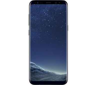 Samsung SM G955 Galaxy S8 - Midnight Black