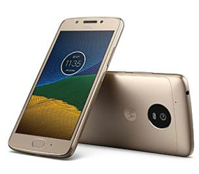 Lenovo Moto G5 DS gsm tel. 2+16GB Gold