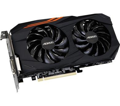 GIGABYTE AORUS Radeon™ RX580 4G (GV-RX580AORUS-4GD) + DOPRAVA ZDARMA