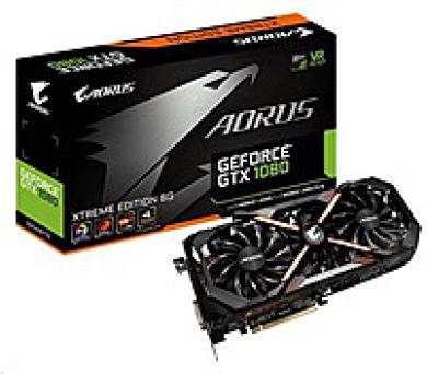 GIGABYTE VGA NVIDIA AORUS GTX 1080 Ti 11GB GDDR5X (Xtreme Edition)