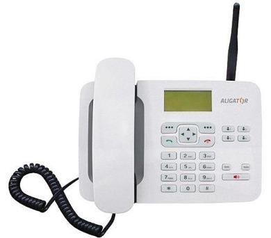 Aligator GSM stolní telefon T100