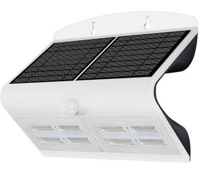 Venkovní solární LED osvětlení s čidlem 6,8W bílé Massive 08429L + DOPRAVA ZDARMA