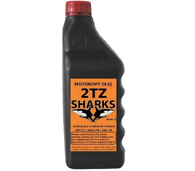 Sharks 2TZ - dvoutaktní olej