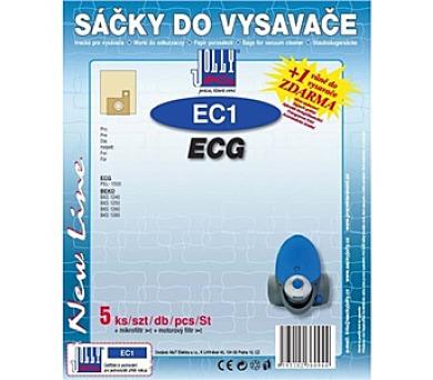 Jolly EC1 (5+1+1ks) do vysav. ECG