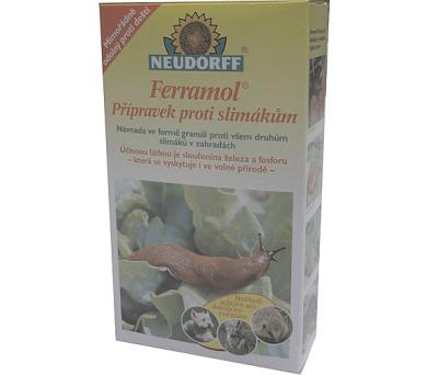 Agro Ferramol proti slimákům 500 g