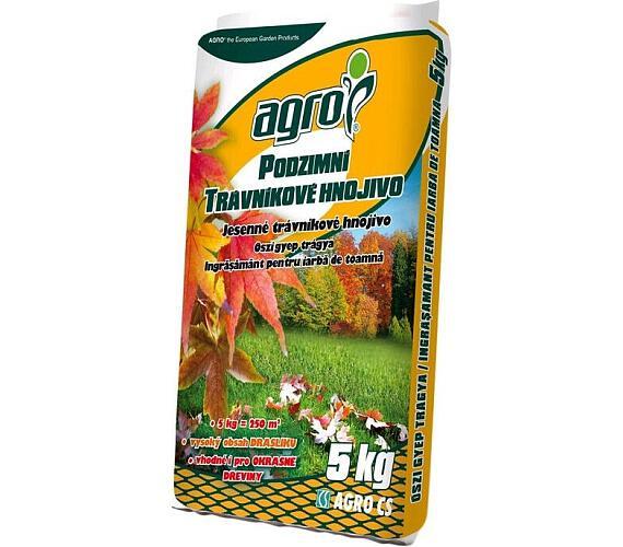 Agro Podzimní trávníkové 5 kg