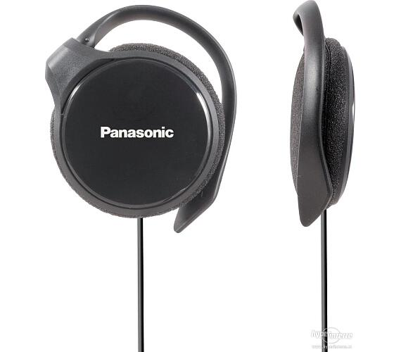 Panasonic RP-HS46E-K - černá