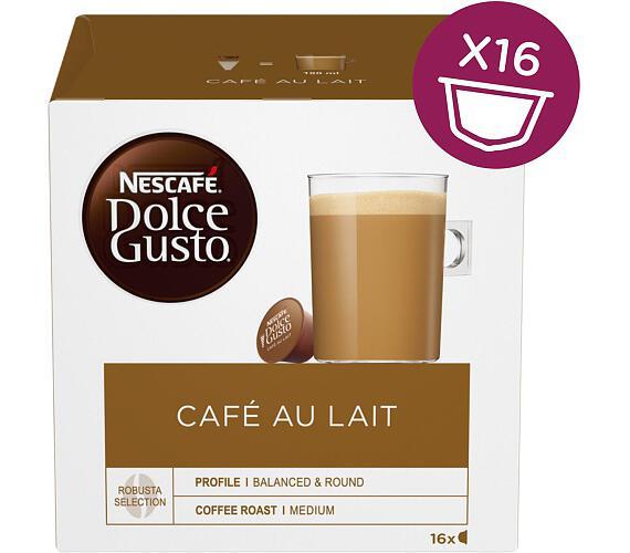 NESCAFÉ Cafe AuLait 16 ks k Dolce Gusto
