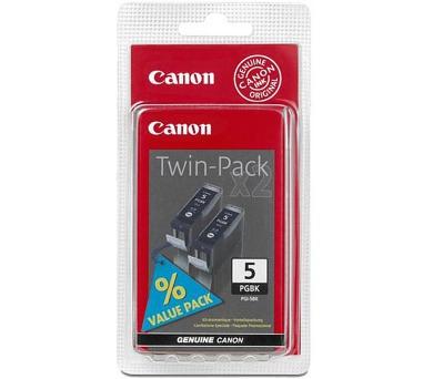 Canon PGI-5Bk Twin originální - černá