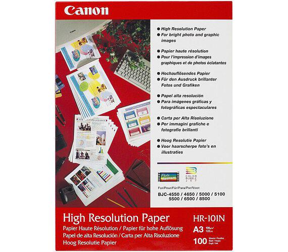 Canon HR-101 A3 high resolution / 20 sheets