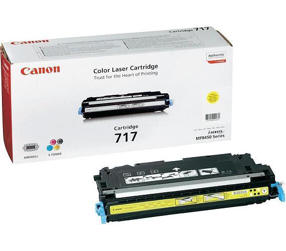 Canon CRG-717Y