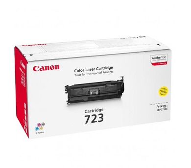 Canon CRG-723Y + DOPRAVA ZDARMA