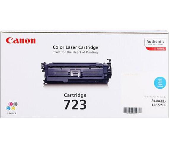 Canon CRG-723C + DOPRAVA ZDARMA